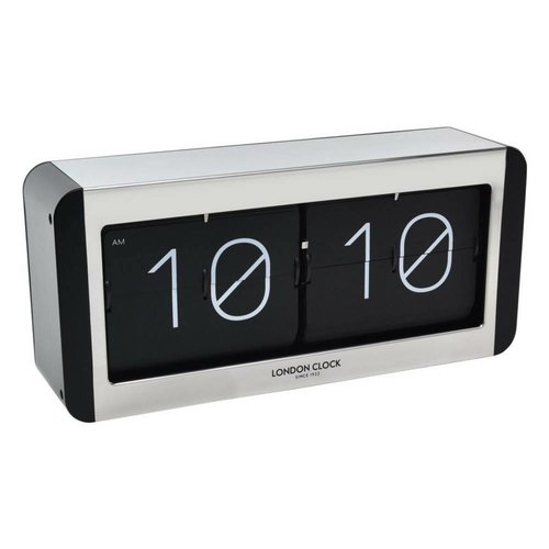 LONDON CLOCK FLIP CLOCK | Metal