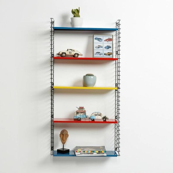 "TOMADO Bücherregal ""Mondrian"""