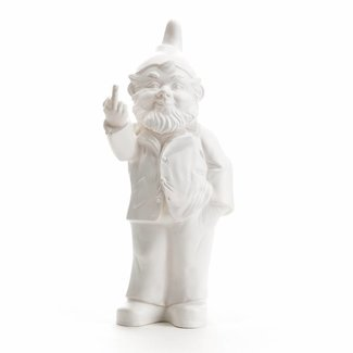 OTTMAR HÖRL FUCK YOU Gnome | White