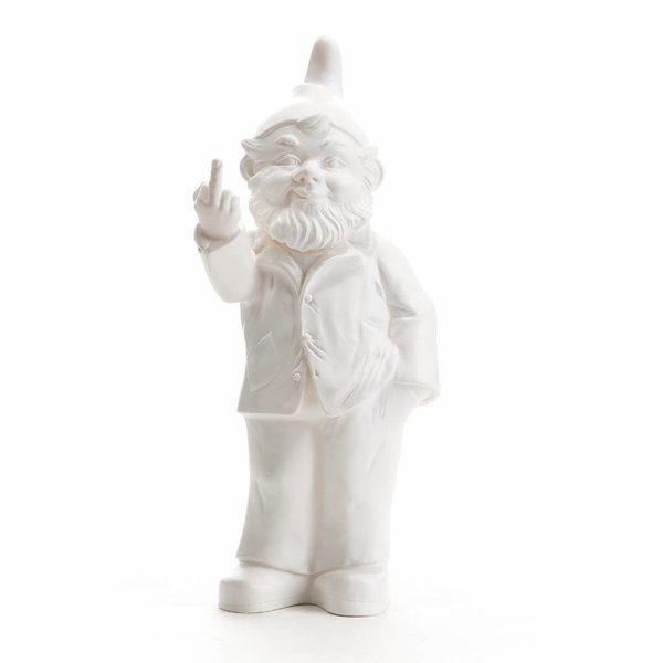 """Sponti"" Fuck You Gnome in White"