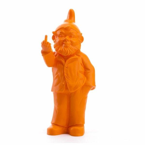 """""""Sponti"""" Fuck You Gnome in Orange"""