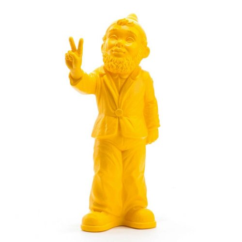 OTTMAR HÖRL Victory Gnome | Yellow