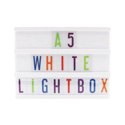 A5 Lightbox