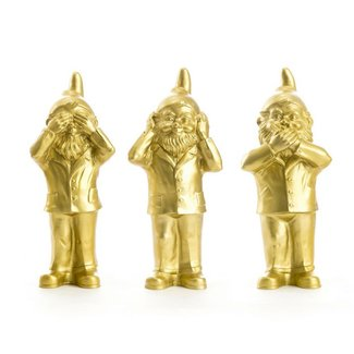 OTTMAR HÖRL Secret Gnomes | Gold