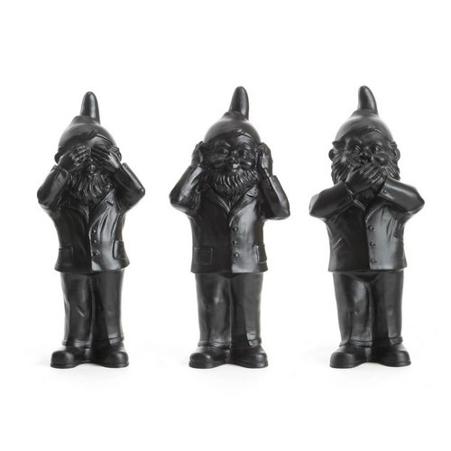 OTTMAR HÖRL Secret Gnomes | Black