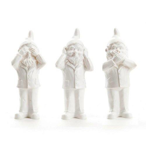 OTTMAR HÖRL Secret Gnomes | White