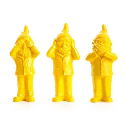 OTTMAR HÖRL Secret Gnomes | Yellow
