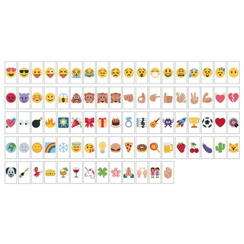 LOCOMOCEAN LIGHTBOX A4 | Emoji Pack