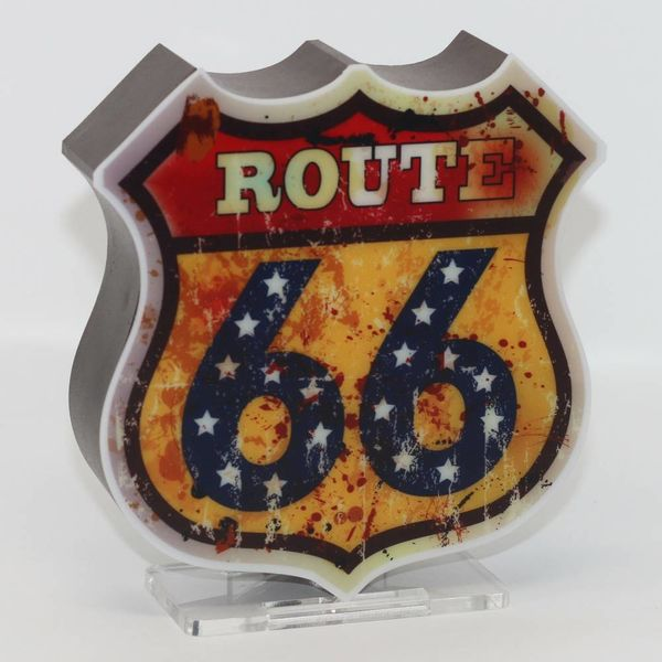 LED Sign | Route 66