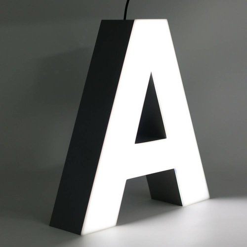 Quizzy LED Lettre A