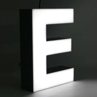 Quizzy LED Lettre E