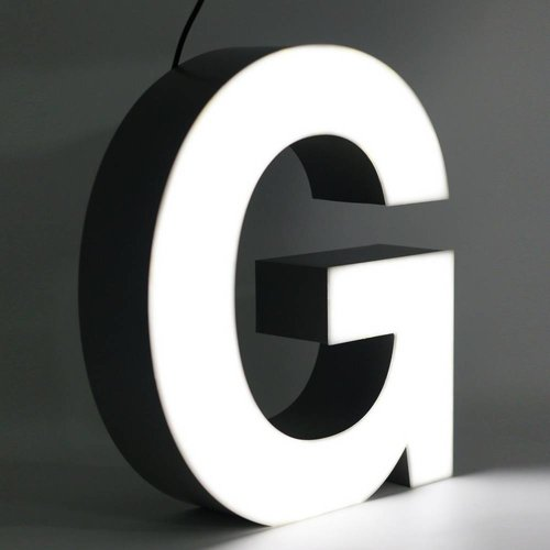 Quizzy LED Lettre G