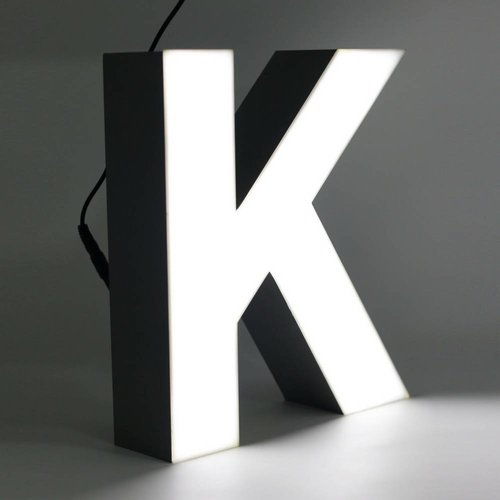 Quizzy LED Lettre K