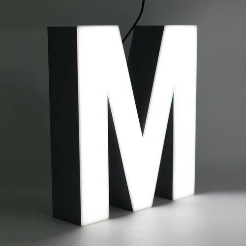 Quizzy LED Lettre M