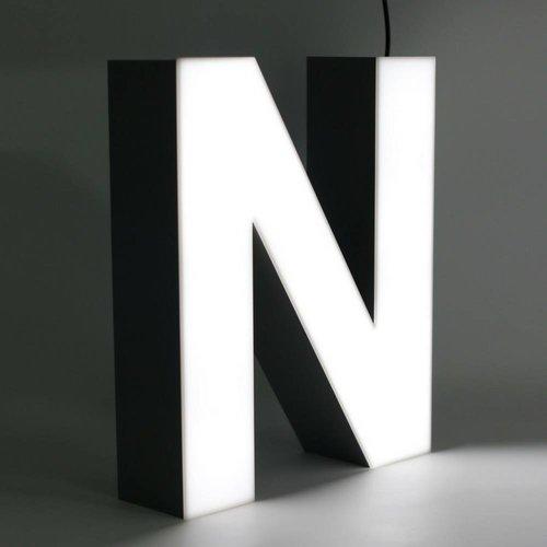 Quizzy LED Buchstabe N