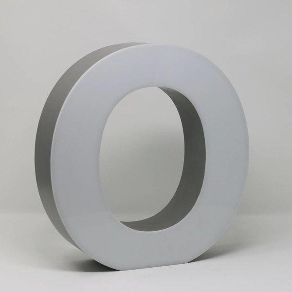 Quizzy LED Buchstabe O