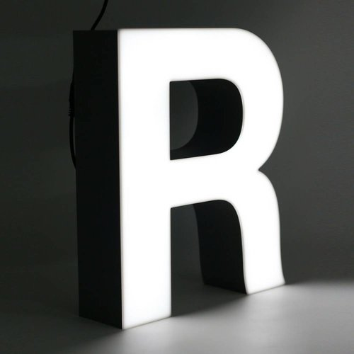 Quizzy LED Lettre R
