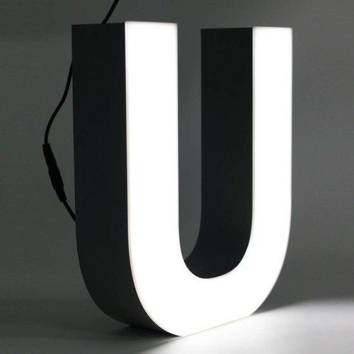 Quizzy LED Buchstabe U