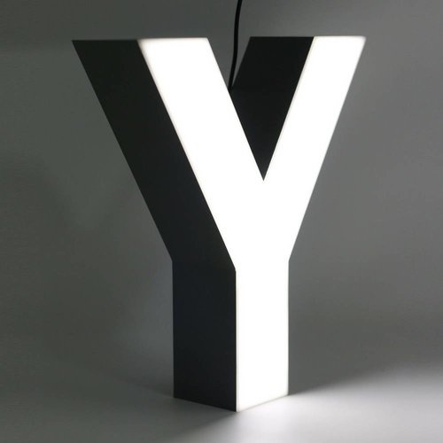 Quizzy LED Lettre Y
