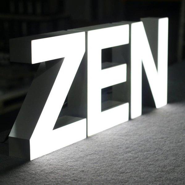 Quizzy LED Buchstabe Z