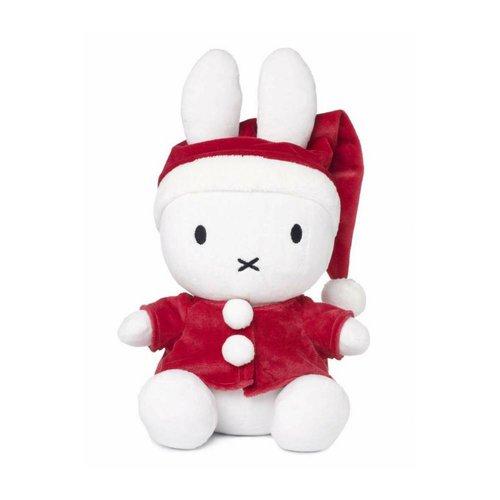 Miffy Plush   Santa Claus