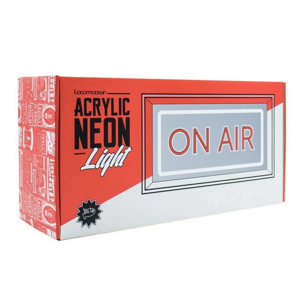 "NEON ""On Air"" Box"