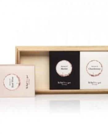 Vinoos By AMS Vinoos Assortimentskistje Merlot, Rose & Chardonnay
