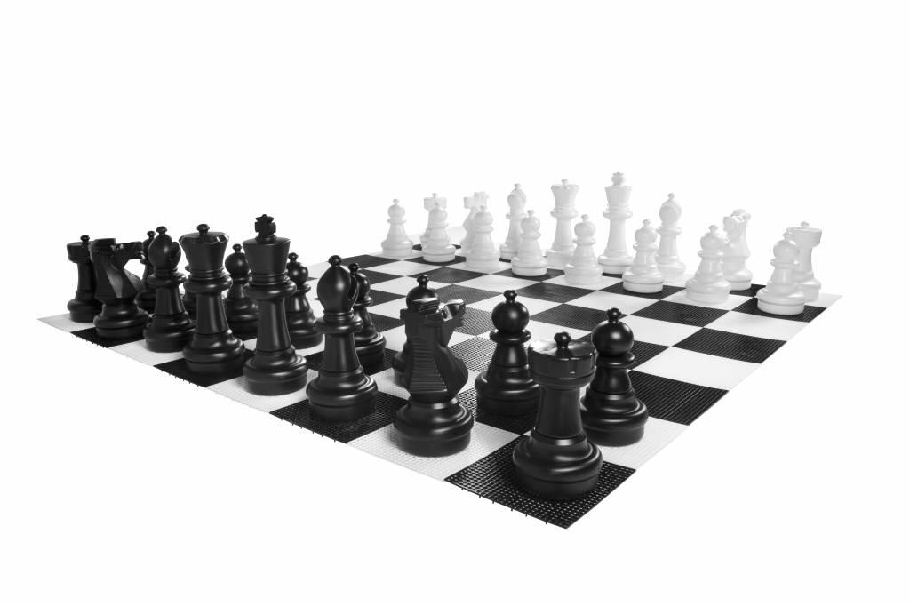 giga schachspiel f r drau en bis zu 64cm hoch aus best ndigem kunststoff. Black Bedroom Furniture Sets. Home Design Ideas