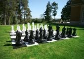 PVC-UV XXXL Schachfiguren