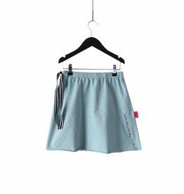 Skirt with drawstring