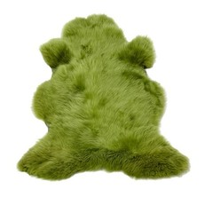 Pols Potten Sheepskin green