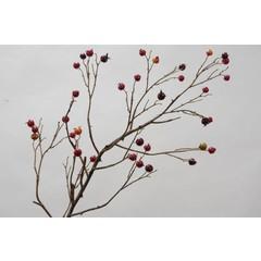 Silk-ka Fruittak rosehip red