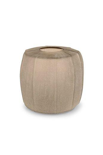 "Guaxs Vase ""Tamatav Round"" Smokegrey"