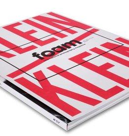 Foam Magazine Foam Magazine #37: William Klein / UITVERKOCHT