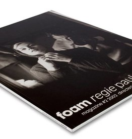 Foam Magazine SOLD OUT / Foam Magazine #2: Regie Paul Huf