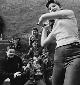 Foam Editions William Klein - Stickball Gang, New York 1955