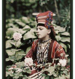 Foam Editions SOLD OUT / Piotr Ivanovich Vedenisov - Vera Kozakov in Folk Dress, 1914