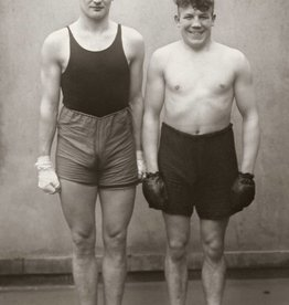 Foam Editions August Sander - Boxer (Boxers), 1929