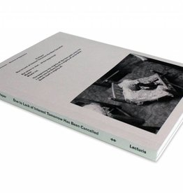 Publishers Sanne Peper - Due to Lack of Interest... / SOLD OUT