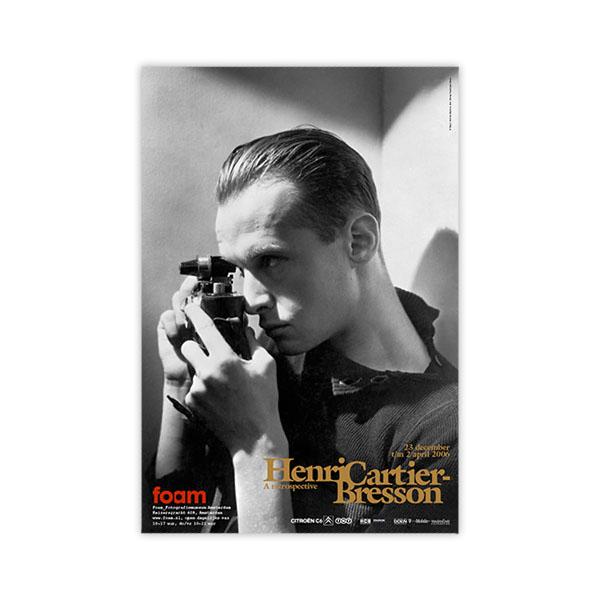 Henri Cartier-Bresson A retrospective (2006)