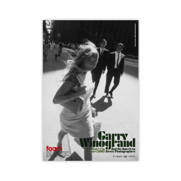 Garry Winogrand And the American Street photographers (2005)