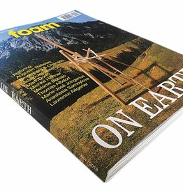 Foam Magazine Foam Magazine #44: On Earth / SOLD OUT