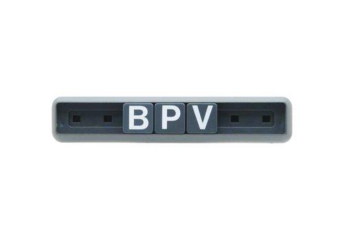 BPV Letter holder 42RE