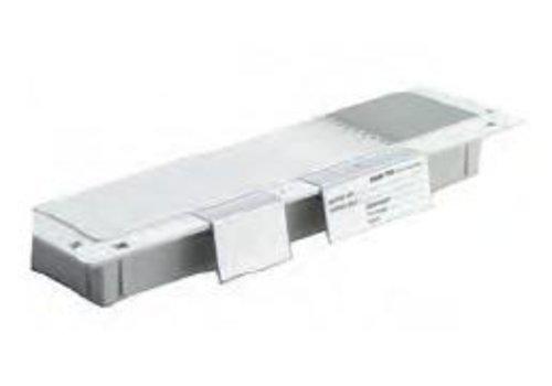 HHsystem Module etikettenhouder 40mm hoog