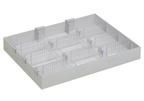 HHsystem Medication tray with custom format