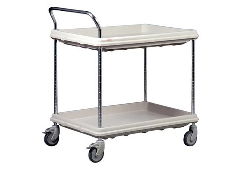 HapoH Trolley with 2 plateaus type BC