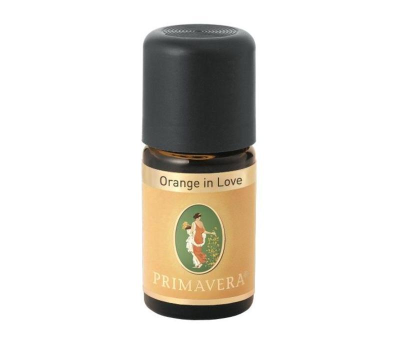 """""""Orange in Love"""" 6 x 5 ml etherische geurolie"""