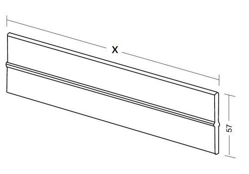 Extra lengte verdeler met clips
