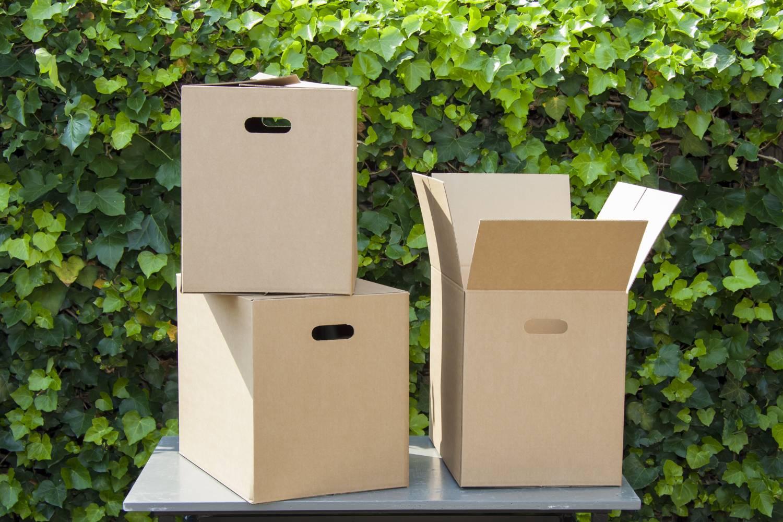 De prijzen van verhuisdozen vergelijken?