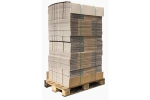 Pallet standaard verhuisdozen 330 stuks